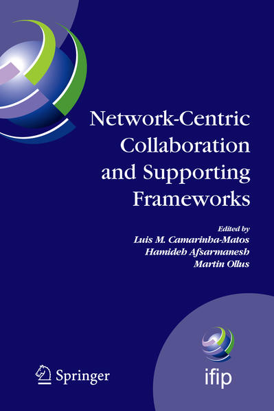 Network-Centric Collaboration and Supporting Frameworks - Coverbild