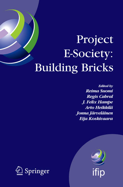 Project E-Society: Building Bricks - Coverbild
