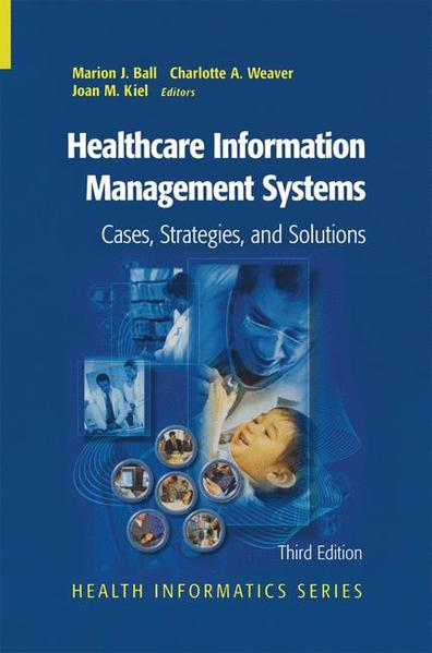 Healthcare Information Management Systems - Coverbild