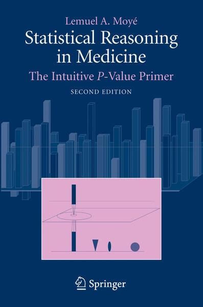 Statistical Reasoning in Medicine - Coverbild