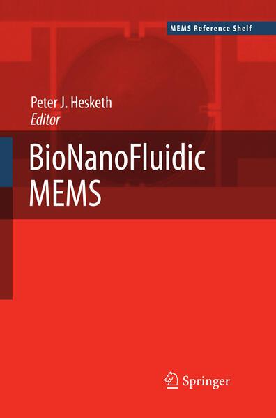 BioNanoFluidic MEMS - Coverbild