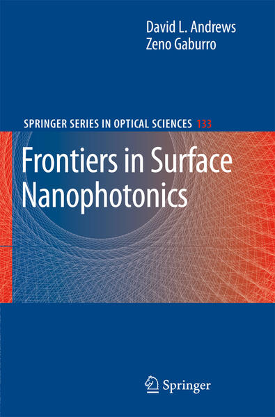 Frontiers in Surface Nanophotonics - Coverbild