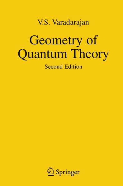 Geometry of Quantum Theory - Coverbild