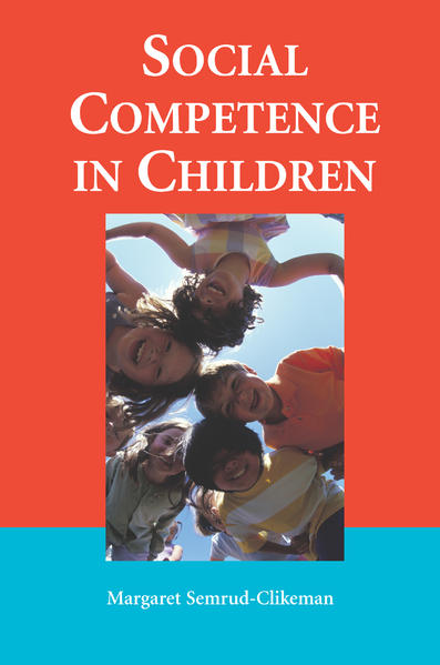 Social Competence in Children - Coverbild