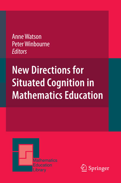 New Directions for Situated Cognition in Mathematics Education - Coverbild