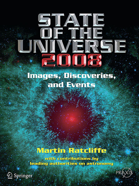 State of the Universe 2008 - Coverbild