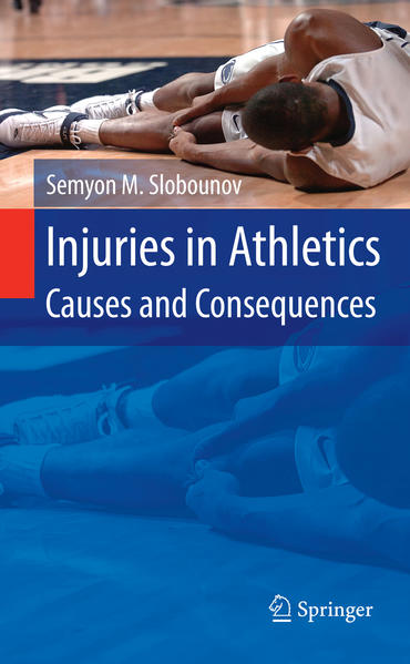 Injuries in Athletics: Causes and Consequences - Coverbild