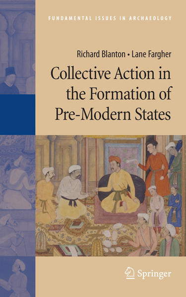 Collective Action in the Formation of Pre-Modern States - Coverbild