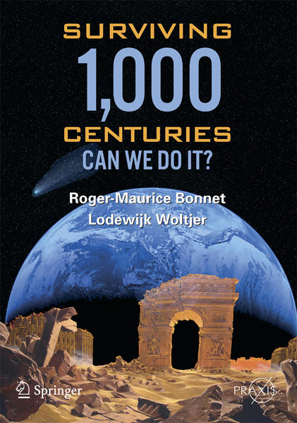 Surviving 1000 Centuries - Coverbild