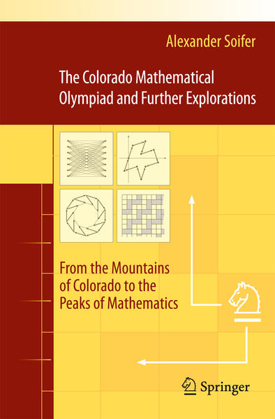 The Colorado Mathematical Olympiad and Further Explorations - Coverbild