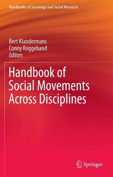 Handbook of Social Movements Across Disciplines - Coverbild