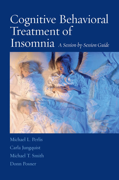 Cognitive Behavioral Treatment of Insomnia - Coverbild