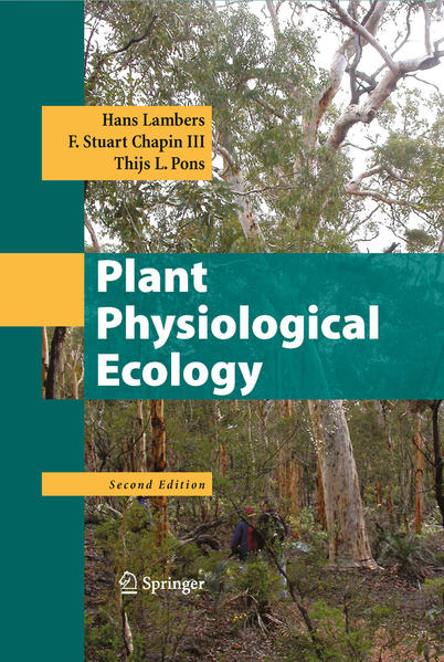 Plant Physiological Ecology - Coverbild