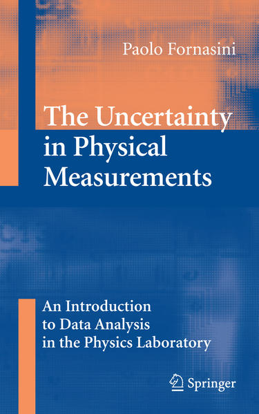 The Uncertainty in Physical Measurements - Coverbild