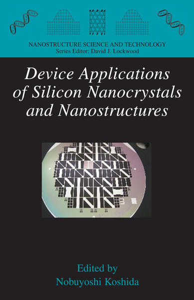 Device Applications of Silicon Nanocrystals and Nanostructures - Coverbild
