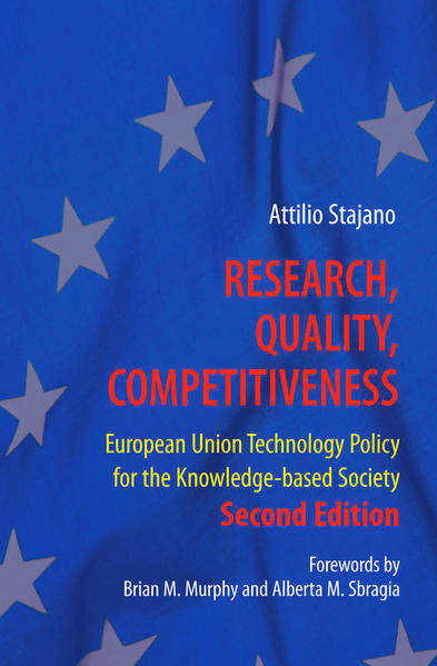 Research, Quality, Competitiveness - Coverbild