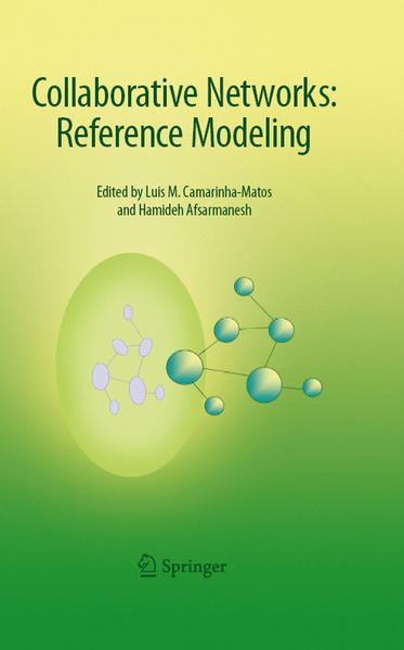 Collaborative Networks:Reference Modeling - Coverbild