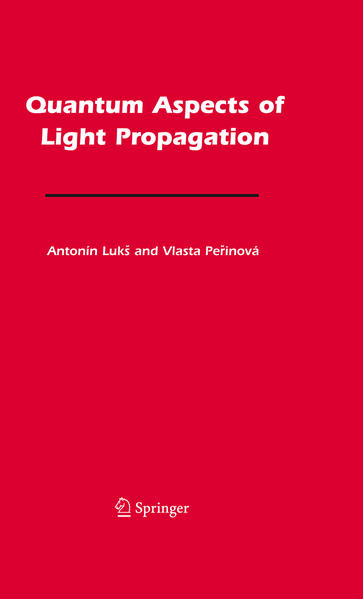 Quantum Aspects of Light Propagation - Coverbild