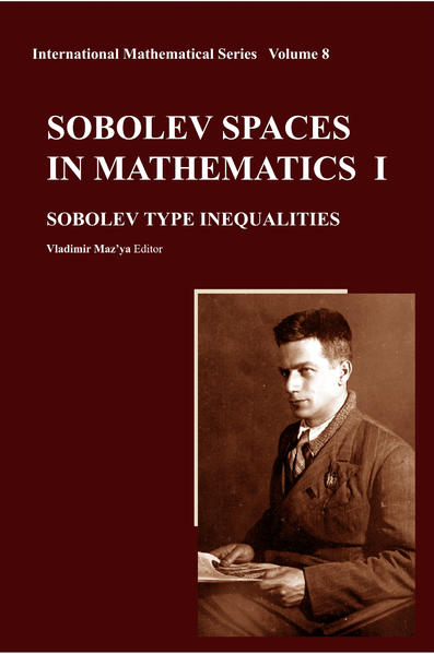 Sobolev Spaces in Mathematics I, II, III - Coverbild