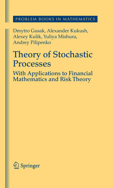 Theory of Stochastic Processes - Coverbild