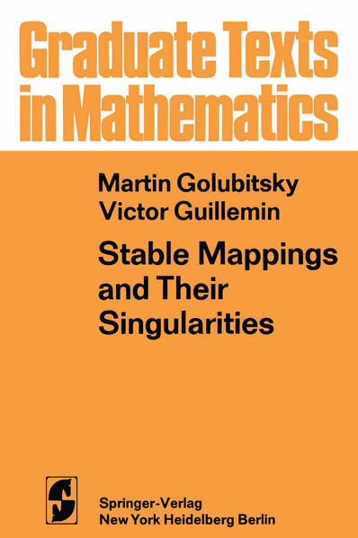 Stable Mappings and Their Singularities - Coverbild