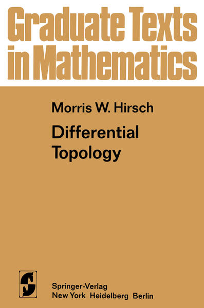 Differential Topology - Coverbild