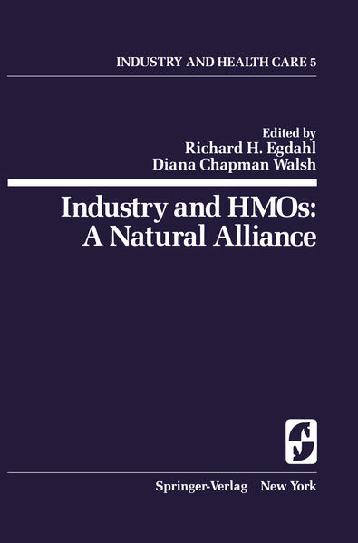Industry and HMOs: A Natural Alliance - Coverbild