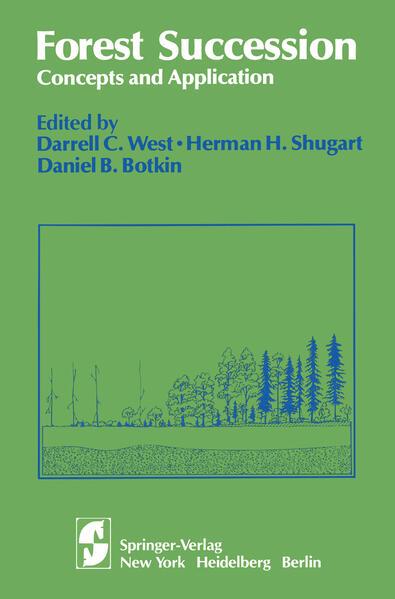 Forest Succession - Coverbild