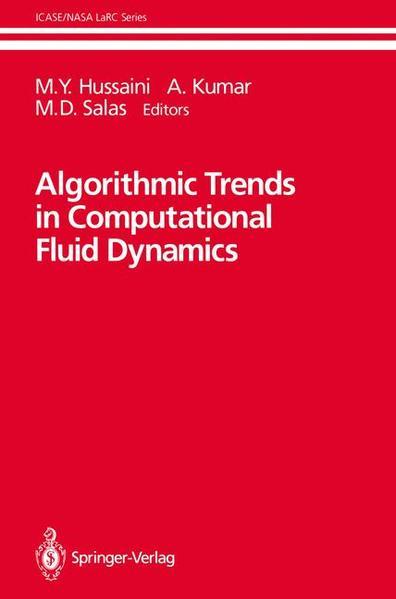 Algorithmic Trends in Computational Fluid Dynamics - Coverbild