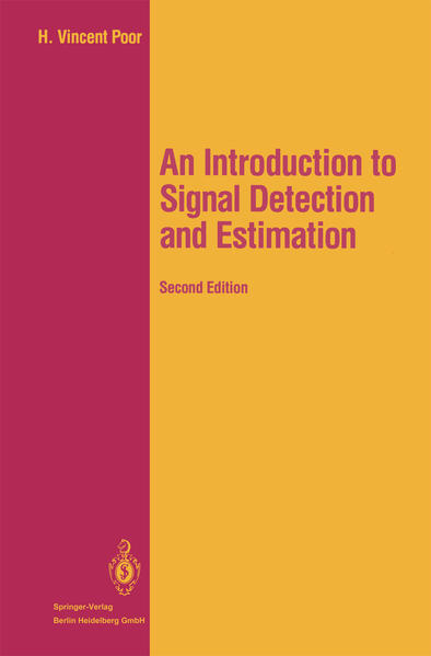 An Introduction to Signal Detection and Estimation - Coverbild