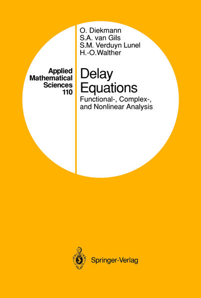 Delay Equations - Coverbild
