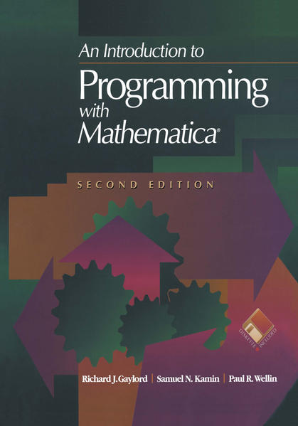 An Introduction to Programming with Mathematica® - Coverbild