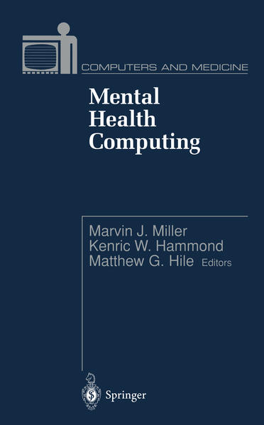 Mental Health Computing - Coverbild