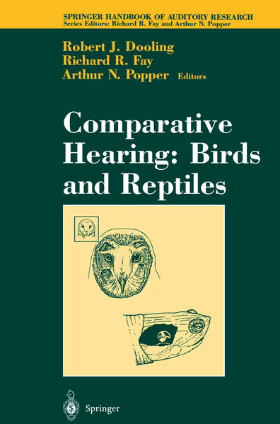 Comparative Hearing: Birds and Reptiles - Coverbild