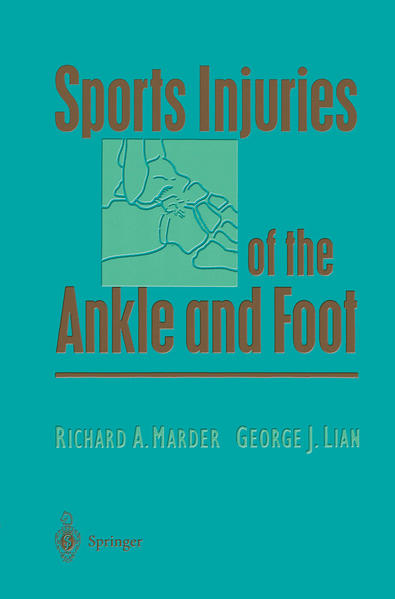 Sports Injuries of the Ankle and Foot - Coverbild