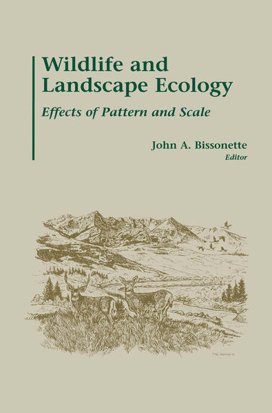Wildlife and Landscape Ecology - Coverbild