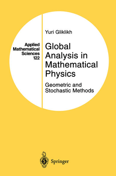 Global Analysis in Mathematical Physics - Coverbild