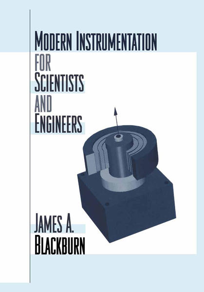 Modern Instrumentation for Scientists and Engineers - Coverbild