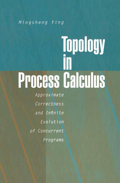 Topology in Process Calculus - Coverbild