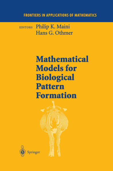 Mathematical Models for Biological Pattern Formation - Coverbild