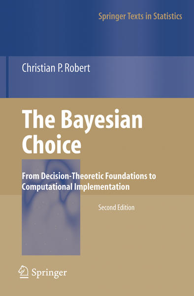 The Bayesian Choice - Coverbild