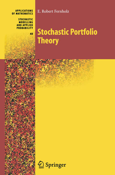 Stochastic Portfolio Theory - Coverbild