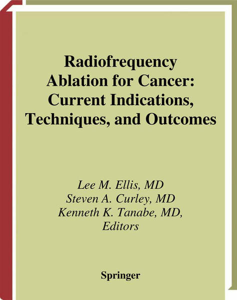 Radiofrequency Ablation for Cancer - Coverbild