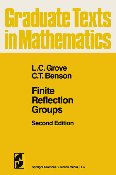 Finite Reflection Groups - Coverbild