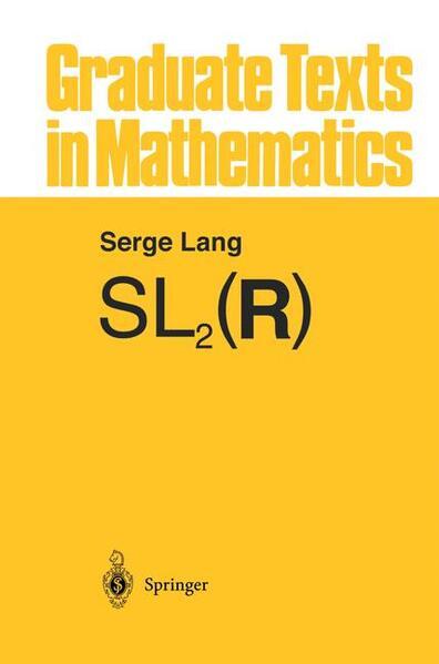 SL2(R) - Coverbild