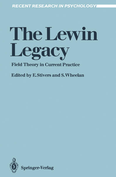 The Lewin Legacy - Coverbild
