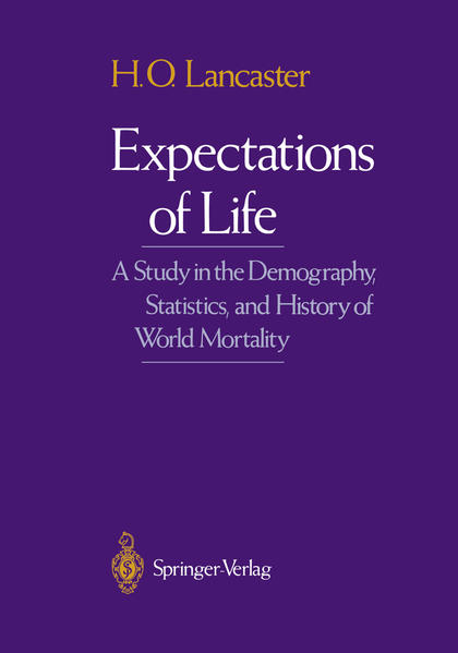 Expectations of Life - Coverbild