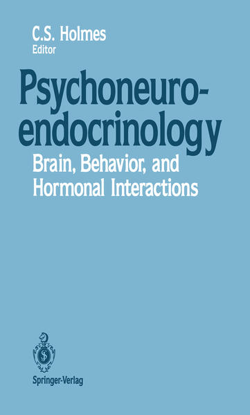 Psychoneuroendocrinology - Coverbild