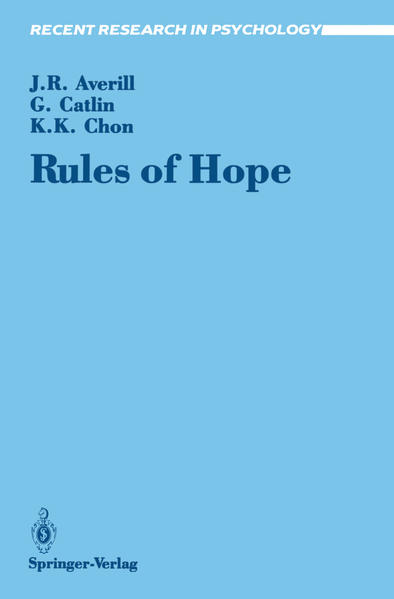 Rules of Hope - Coverbild