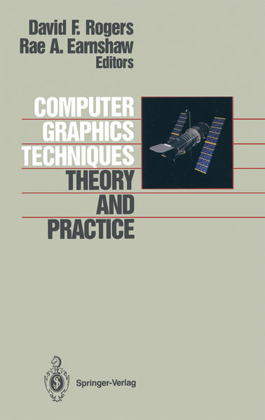 Computer Graphics Techniques - Coverbild